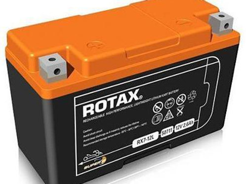 Rotax Lightweight Lithium Battery