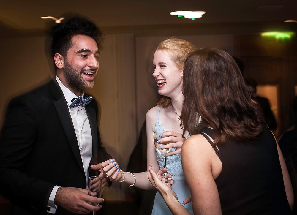 Ella's 21st birthday party at the Roehampton Club, Putney, London, photos by Taz Rahman Photography