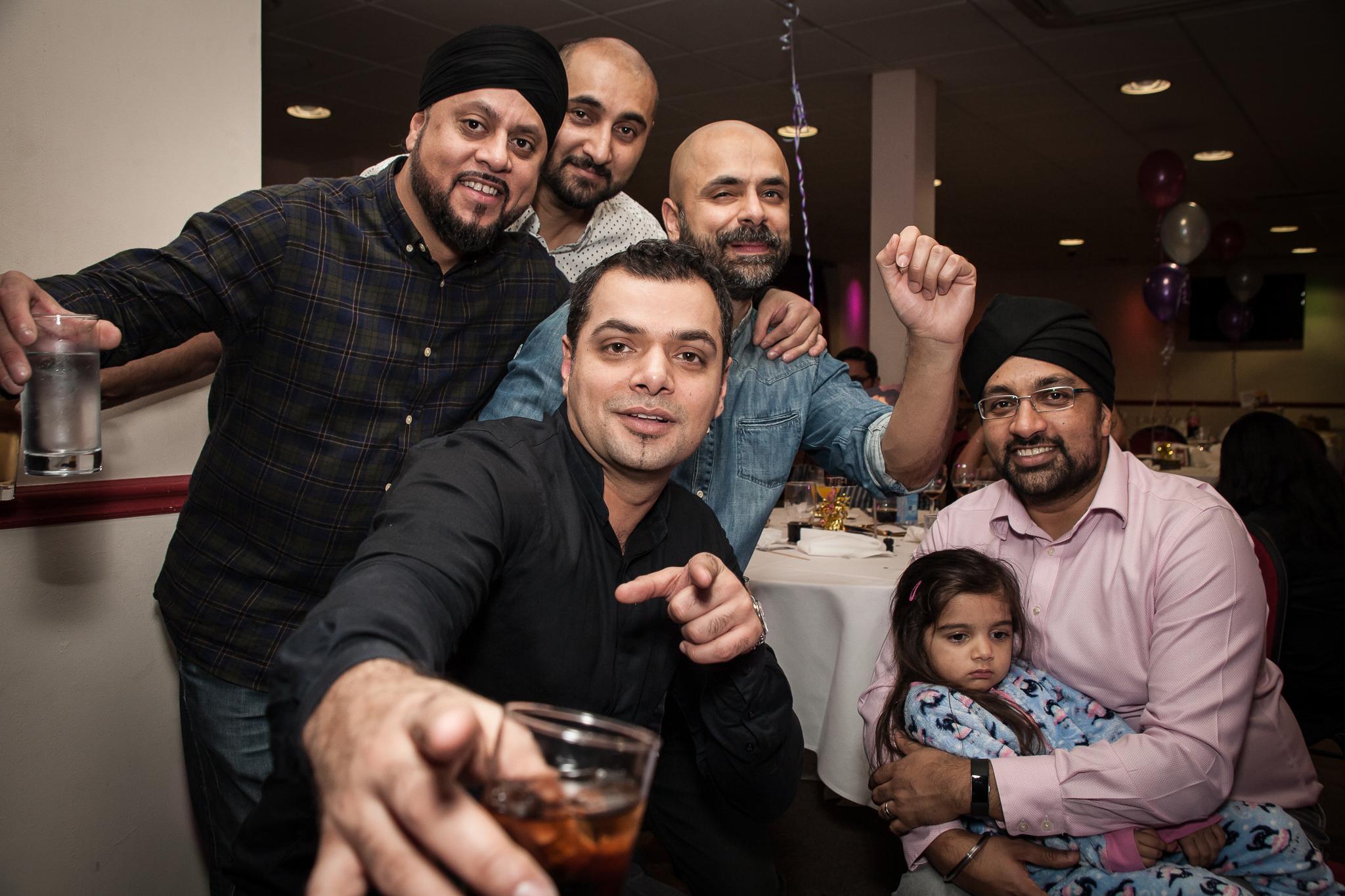 Sikh birthday photography