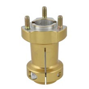30mm Axle Medium Gold Rear Hub- 95mm