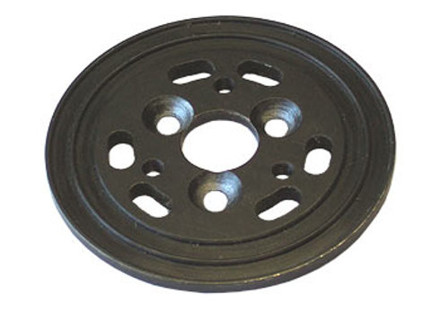 TKM Clutch Fixed Pressure Plate - Ground