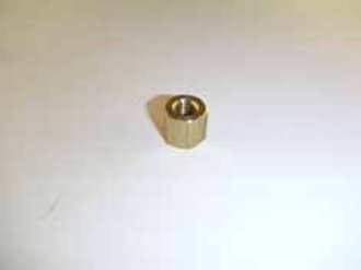 Brass Nut for Cylinder Head - M8