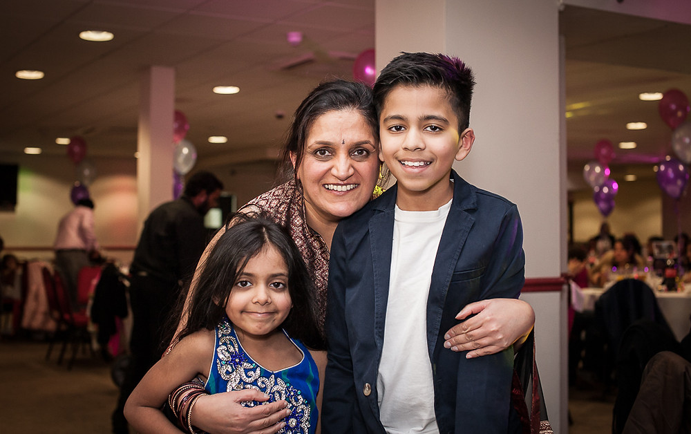 London Indian Sikh Family Event Photography