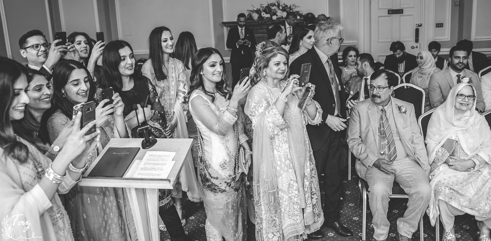 Salma Sami Cardiff City Hall Wedding-2