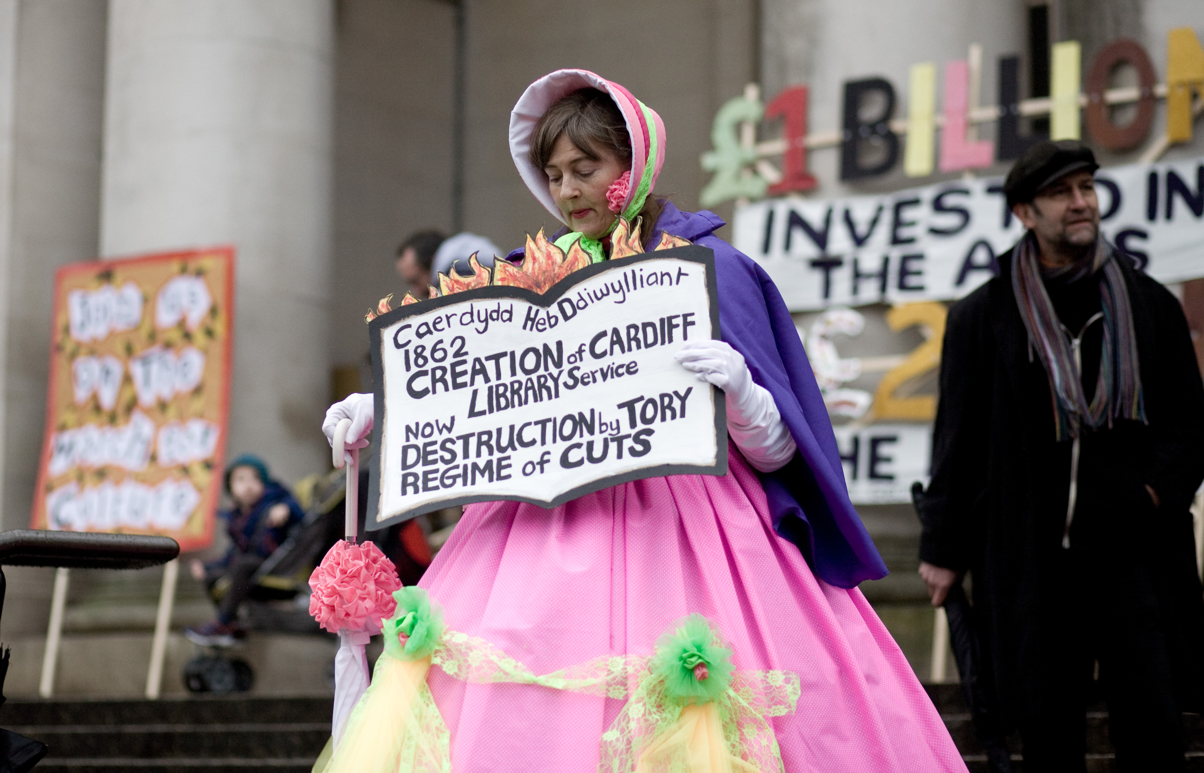 Cardiff Without Culture March 6th Feb 2015-1