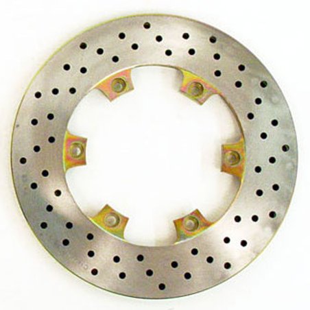 Cross Drilled & Vented Brake Disc 200mm x 12mm
