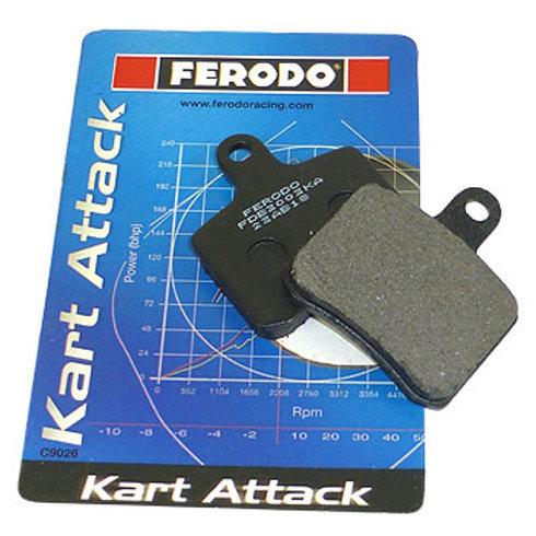 Ferodo Self Adjusting Pads for OTK - Pre 2017