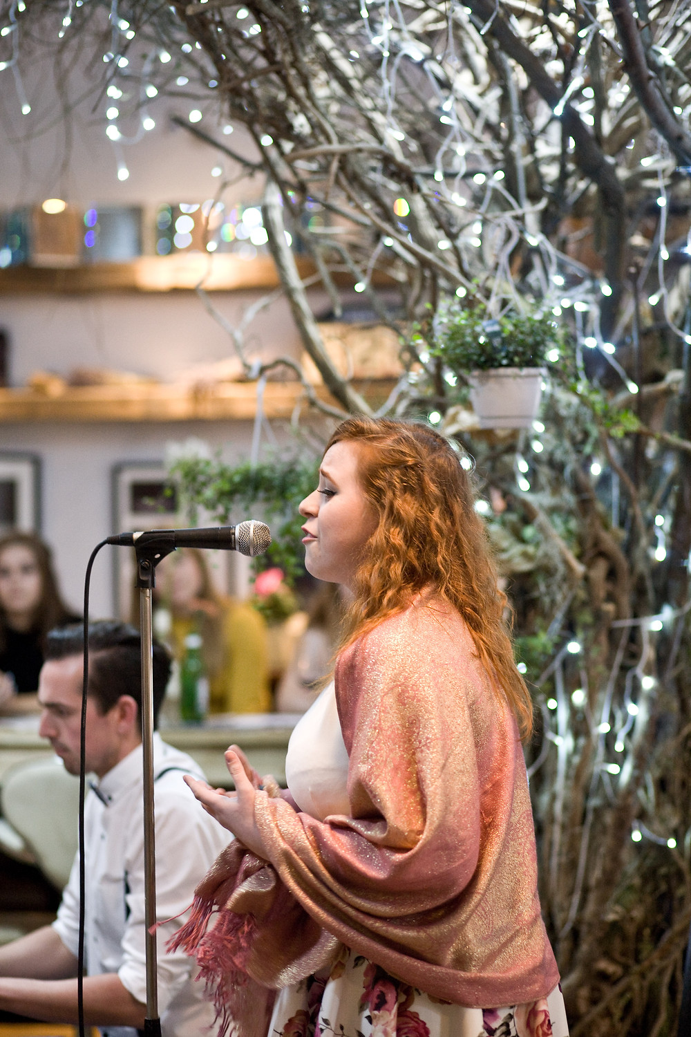 Cardiff event photography at Sunflower & I for 'Hello Cabaret'