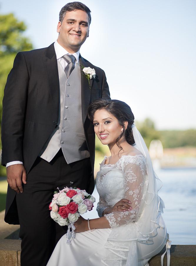 Naiya & Dilan wedding photos, The Grove in Watford, photography by Taz Rahman