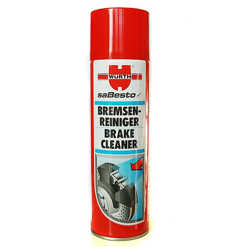 Wurth Brake Cleaner - 500ml