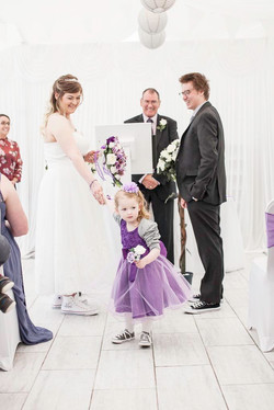 Beth & Richard's Cardiff Wedding Pho