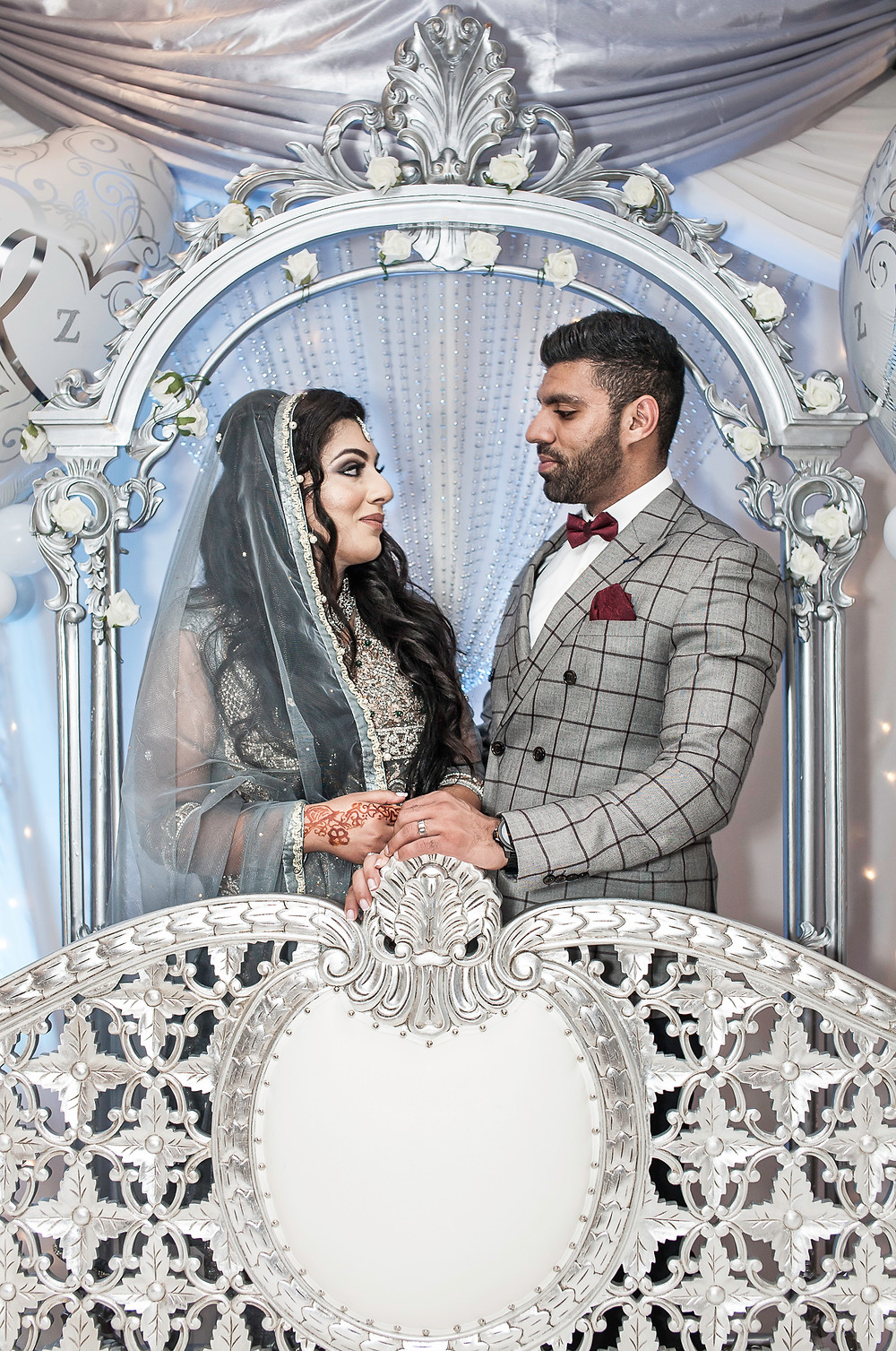 Amina & Zaman's engagement party photos - South Wales, Cardiff Asian Muslim wedding photography
