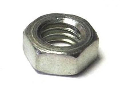 Rotax Dellorto Carburettor Top - Adjuster Locking Nut