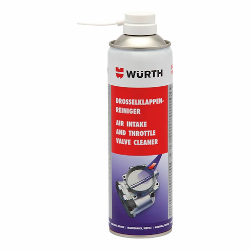 Wurth Carburettor and Air Intake Cleaner - 500ml