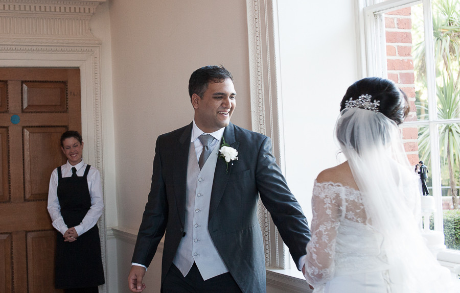 Wedding photography at The Grove, Watford by wedding photographer Taz Rahman