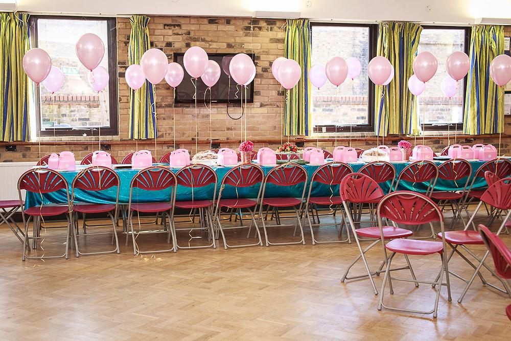 Zinachi's 2nd Birthday Party photos in London by Taz Rahman