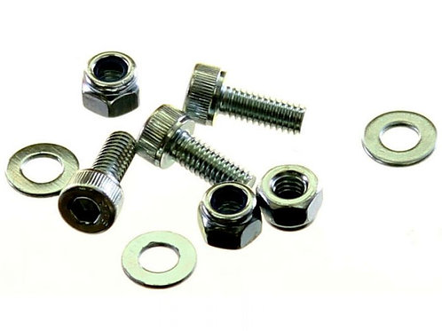 Rotax Exhaust Tube Fixing Bolts & Nuts