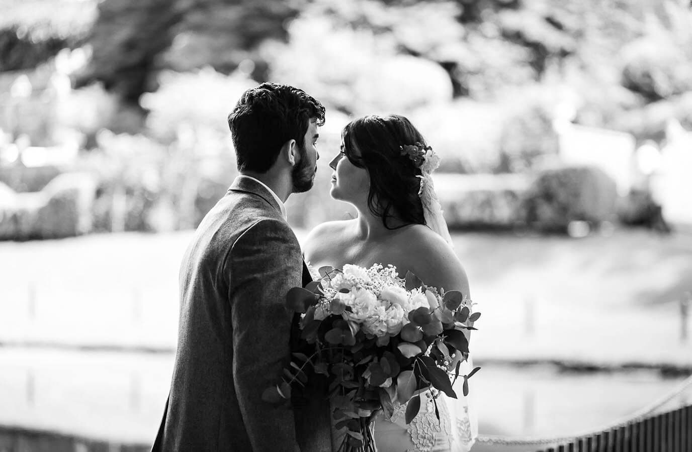 Bronte & Sam Cardiff wedding photo