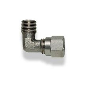 Brake Pipe Connector L - 1/8 - 6/4mm