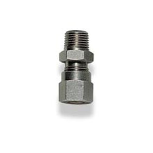 Brake Pipe Connector Straight - 1/8 - 6/4mm