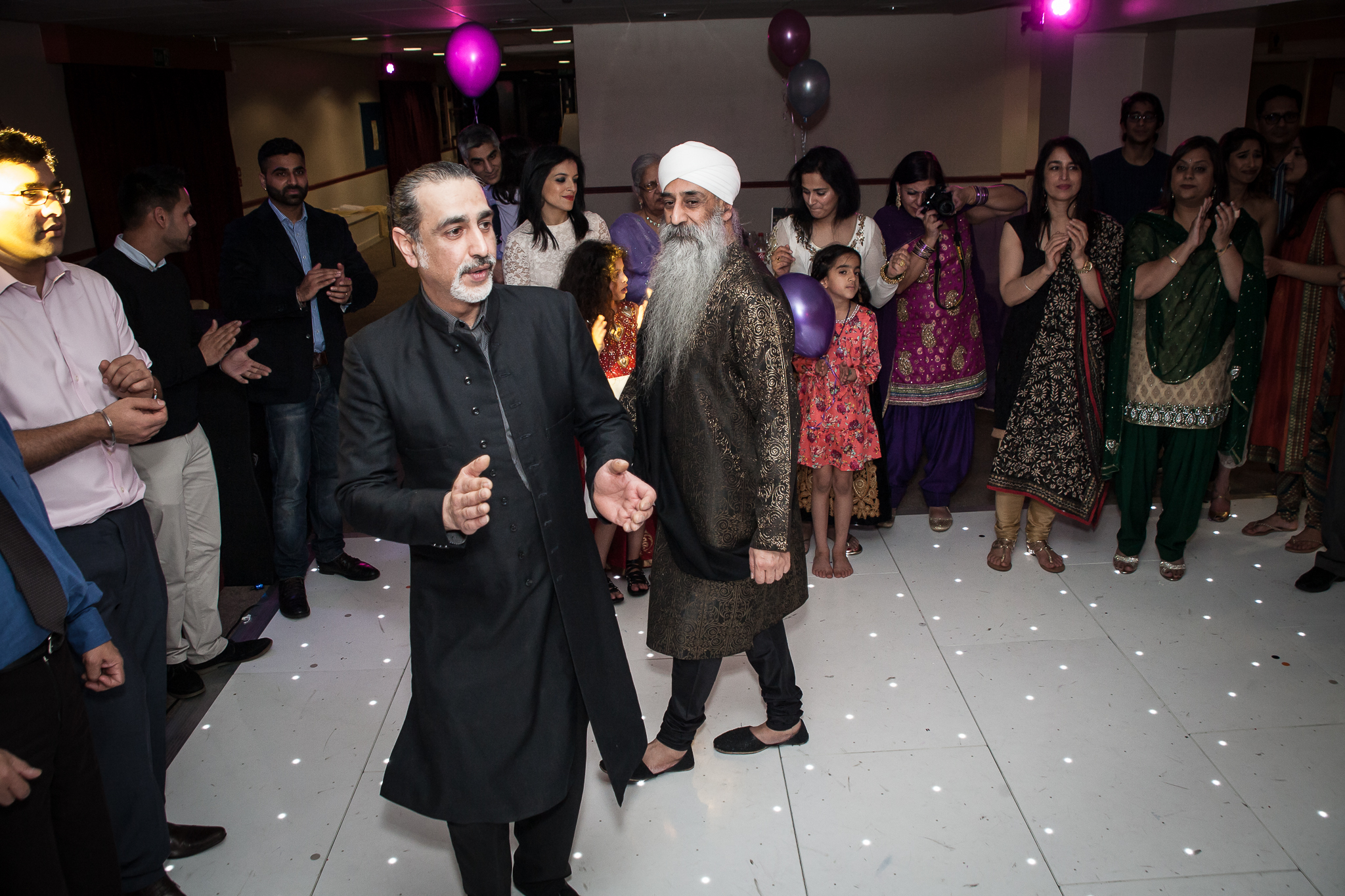 Sikh birthday party photography