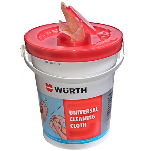 Wurth Industrial Cleaning Wipes