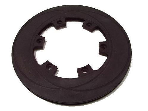 Vented Brake Disc - 210mm x12mm