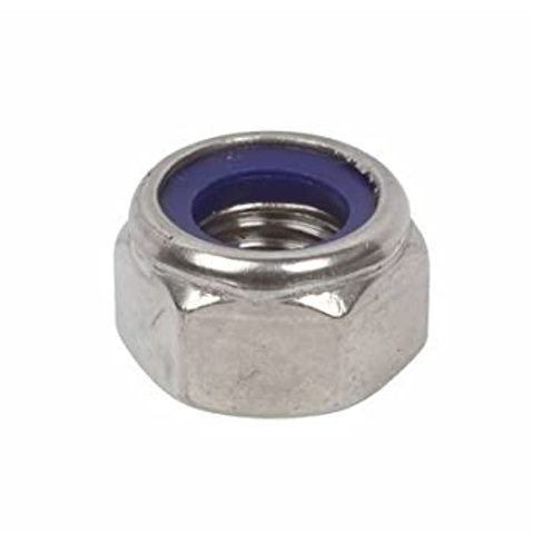 M8 Nyloc Nut