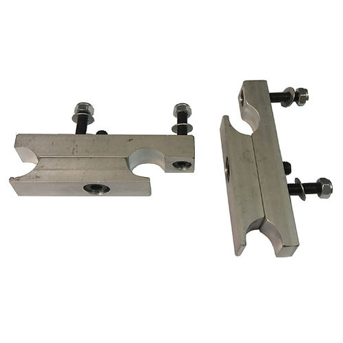Honda Offset Engine Mounts With Bottom Clamps