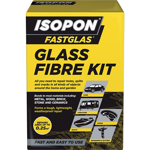 Glass Fibre Repair Kit