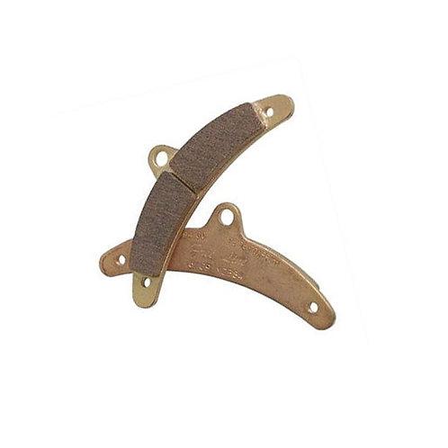 Birel Brake Pads - Gold Thin Type