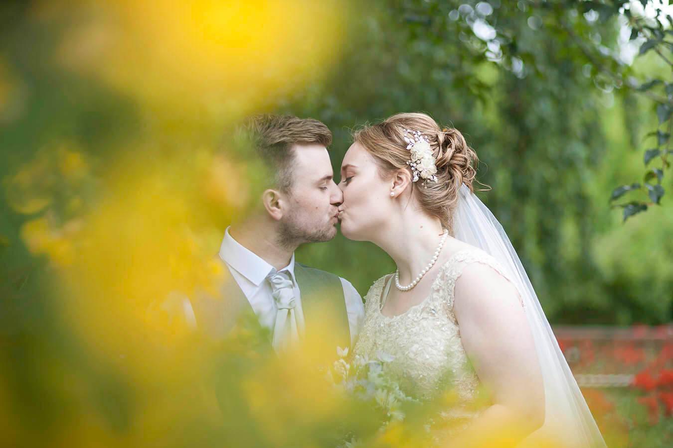 Rhi & Andrew Wedding Photo, Cardiff