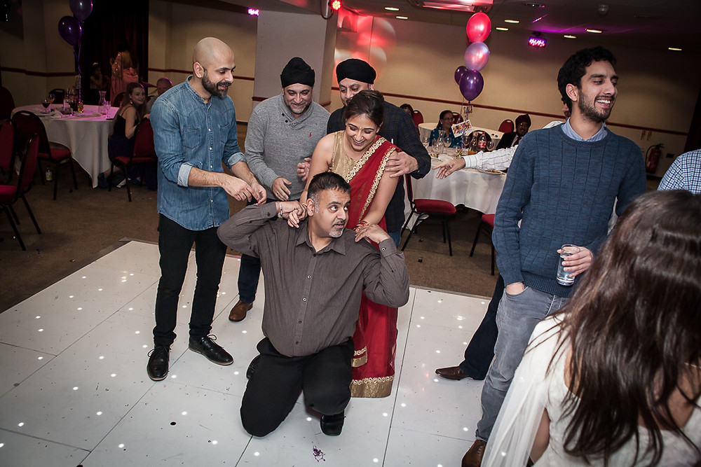 Sikh Family Event Photography