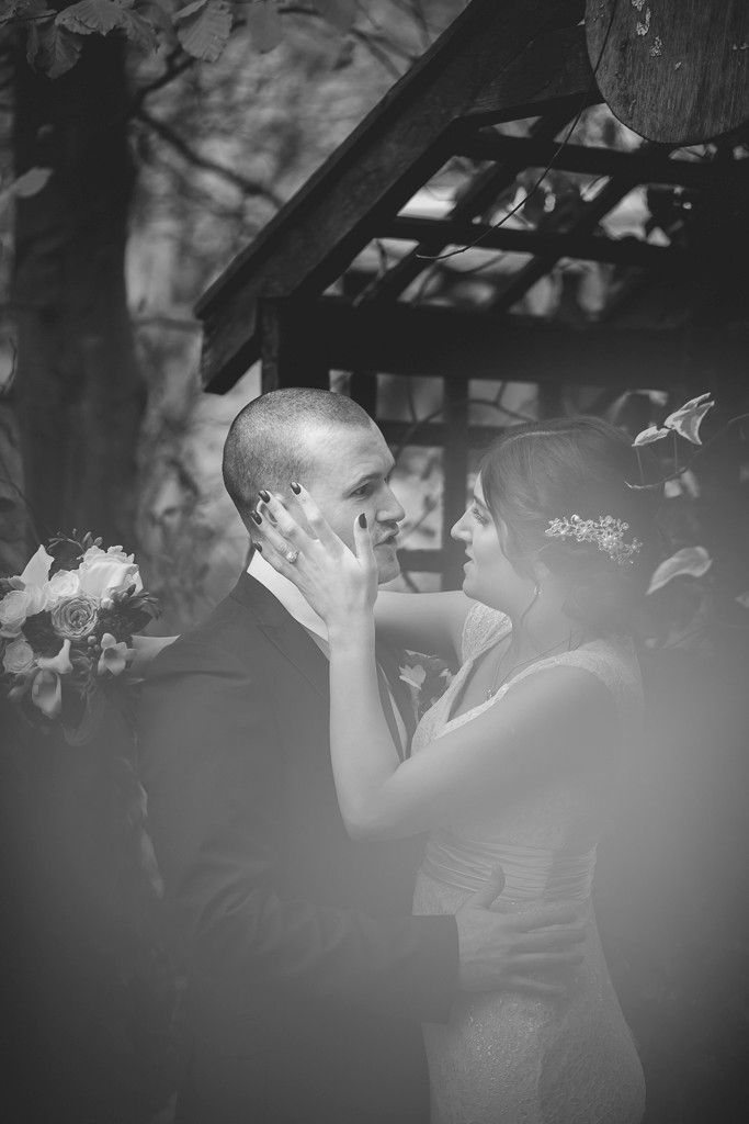Tasha & Christopher's Cardiff City Hall wedding photo, wedding photography by Taz Rahman