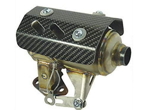 Honda Cadet Exhaust DEP 002