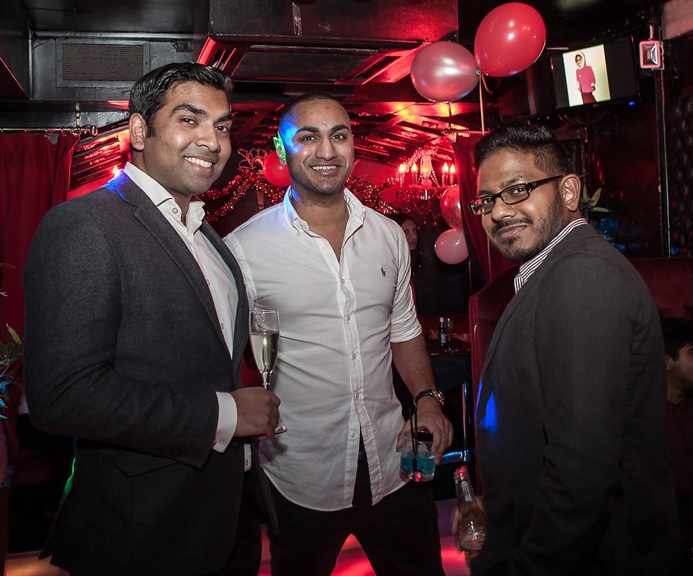 40th birthday party photography by Taz Rahman event photographer