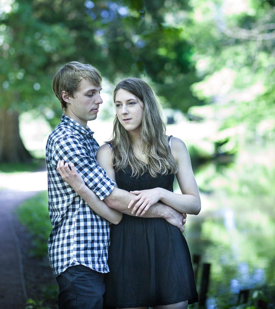 South Wales couple shoot