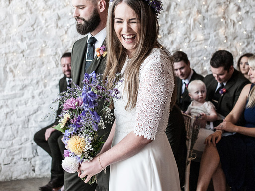 Amy and Mark - Rosedew Farm, South Wales wedding photography
