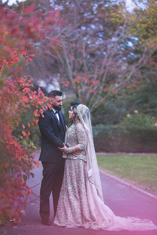 Purva & Wasif's Muslim wedding photo in Cardiff, South Wales | Wedding Photography by Weddings by Taz