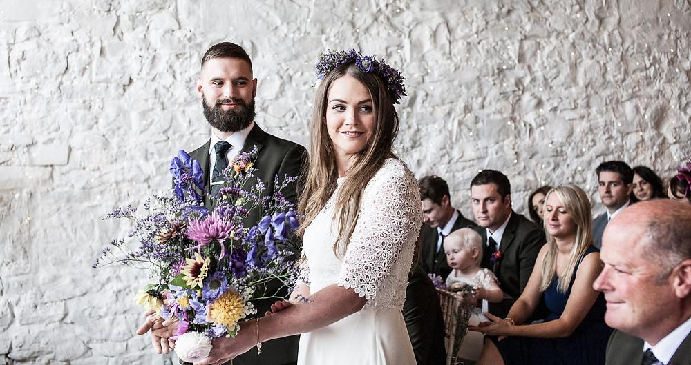 Amy & Mark's wedding in Cardiff, wedding photography by Taz Rahman