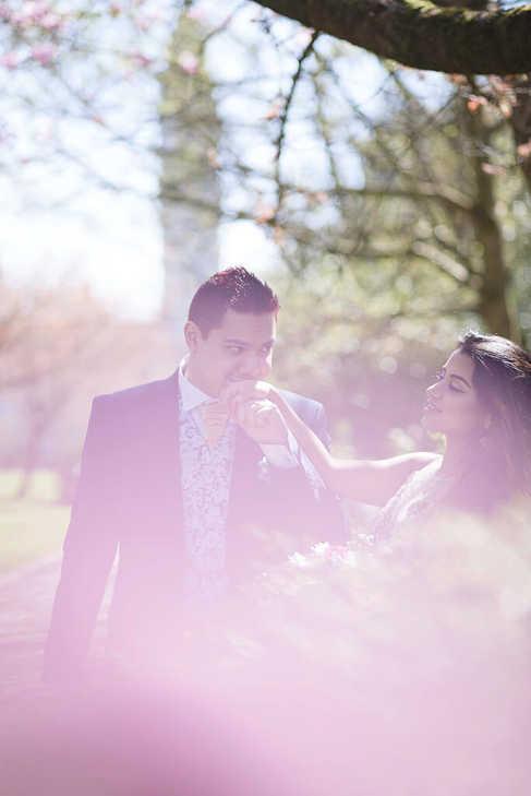 Rupa Nil Cardiff City Hall wedding photography
