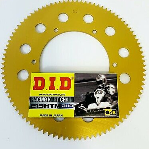 Sprocket & Chain Package