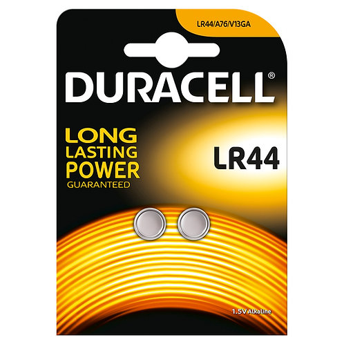 LR44 Battery - pack of 2