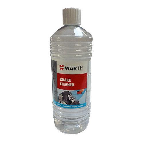 Wurth Brake Cleaner - 1 Litre Bottle