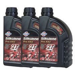 Silkolene Pro KR2 - 3 Pack of 1 litre bottles