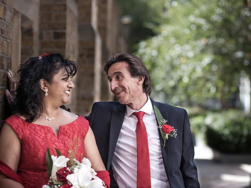Mala and Hussein's wedding - Ealing Town Hall, London wedding photography
