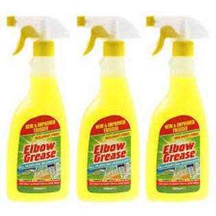Elbow Grease x 3 Bottles