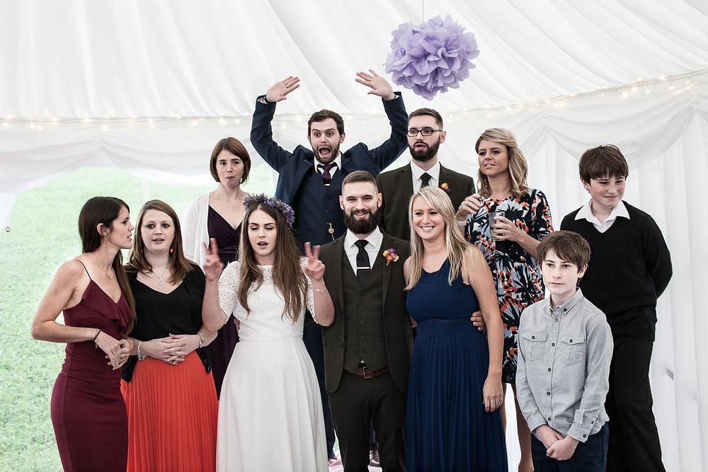 South Wales wedding photography by Taz Rahman