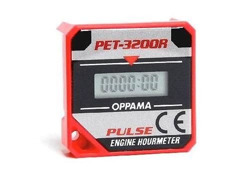 Pulse Engine Hourmeter Timer
