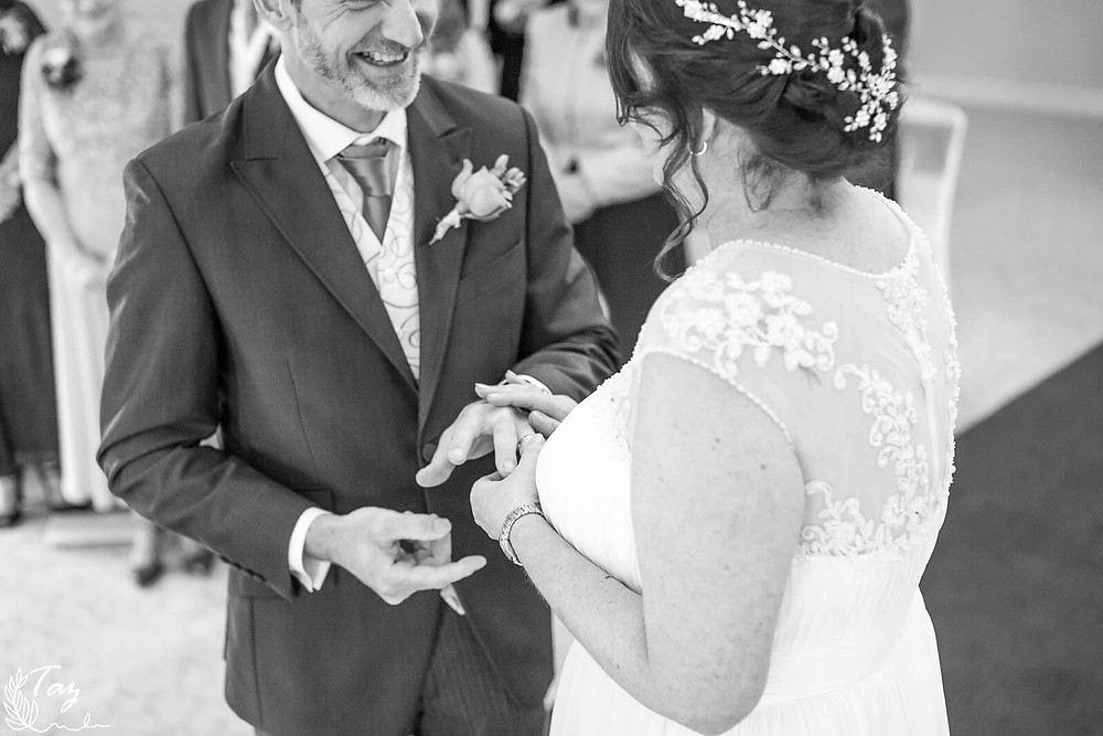 Ceri & Simon's wedding at De Courceys Manor, Cardiff Wedding Photography